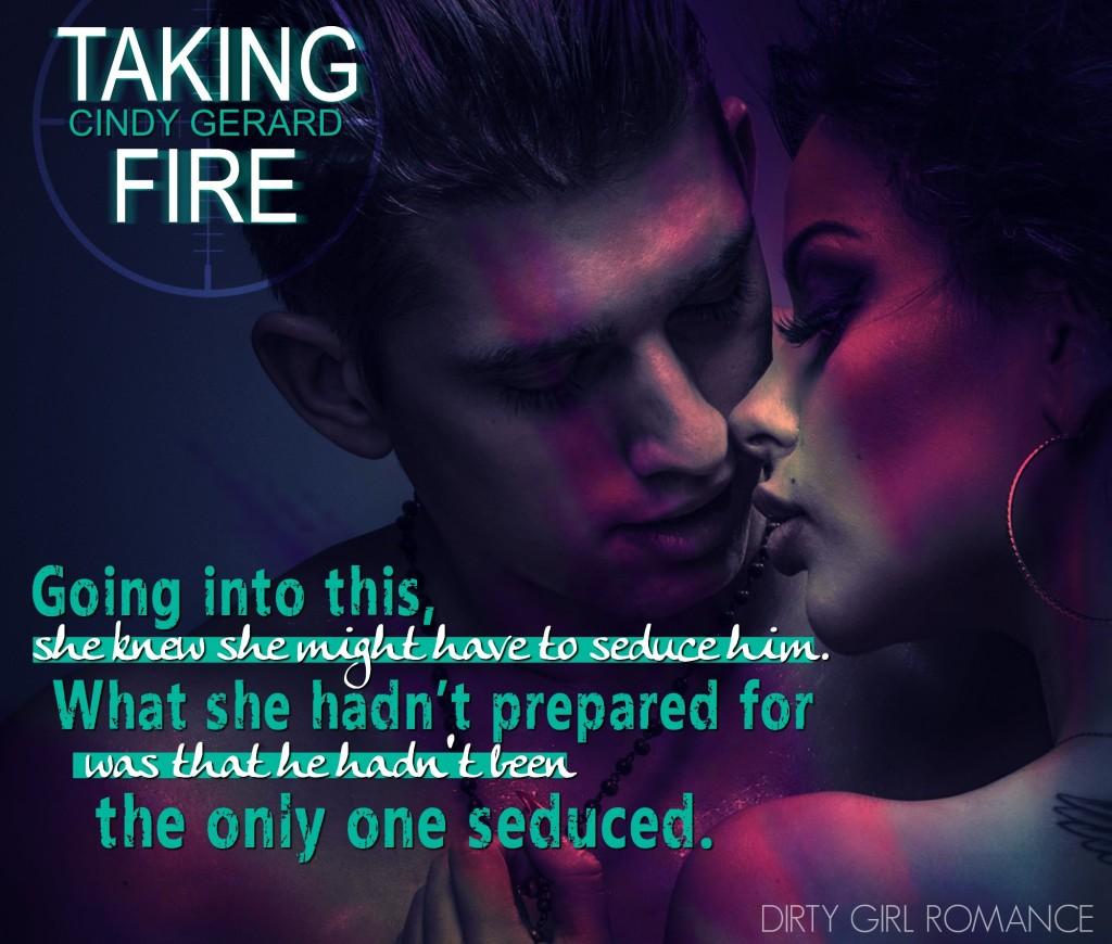 Taking Fire teaser @DGR