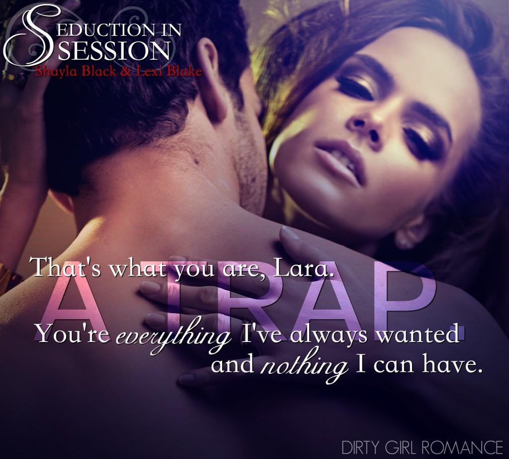Seduction in Session @DGR